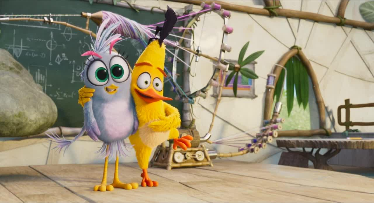 Angry Birds Movie 2 Trailer Sterling K Brown Rachel Bloom More