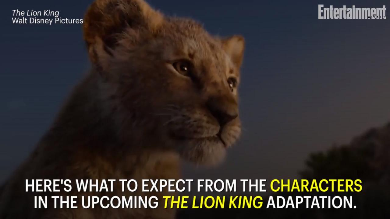 Critics softly purr in favor of 'unnecessary' but 'gorgeous' Lion King remake