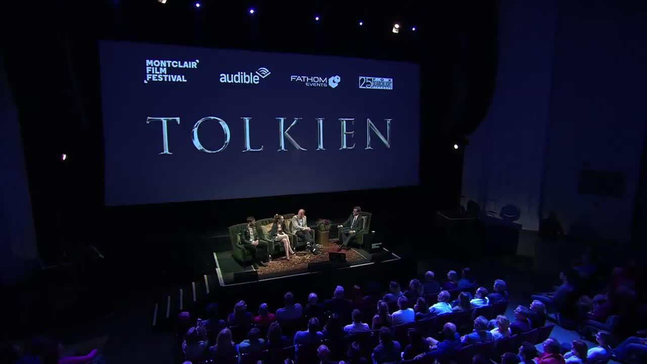 5 nerdy takeaways from the Tolkien premiere Q&A hosted by Stephen Colbert