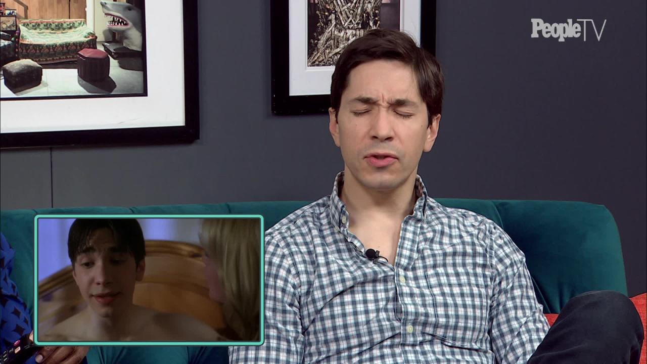 Justin Long Recalls His Onscreen Kiss with Britney Spears: She Thought Her Legs Were 'Prickly'