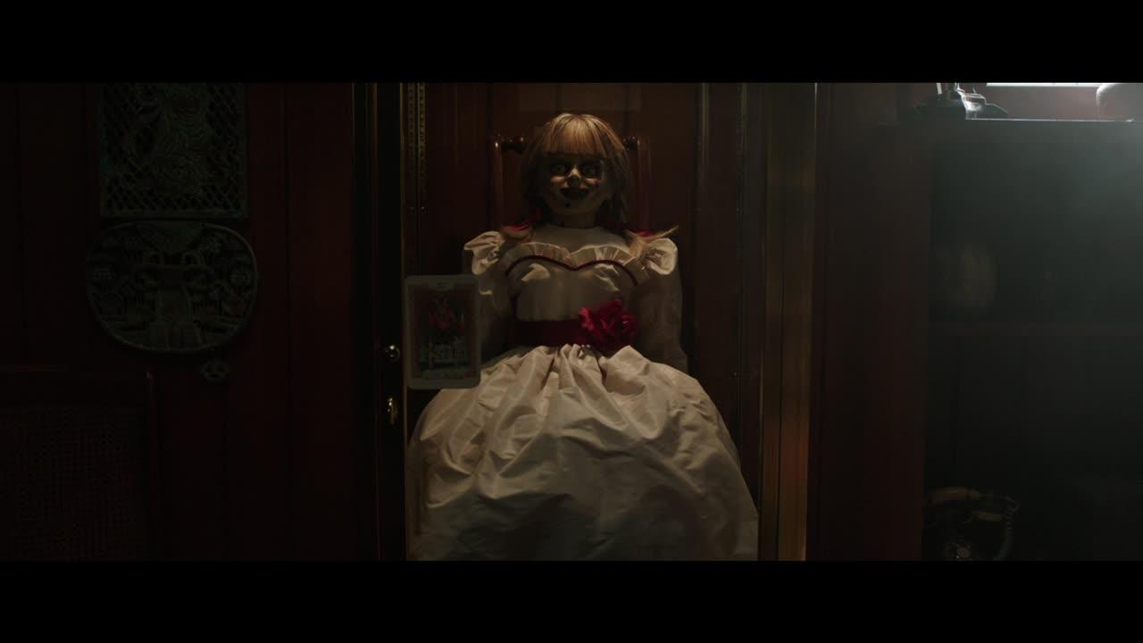 Annabelle Comes Home' featurette spotlights the Warrens