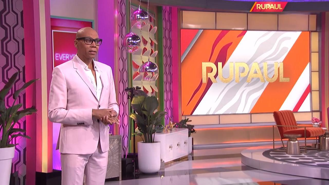 RuPaul's new talk show announces Paula Abdul, James Corden, more guests