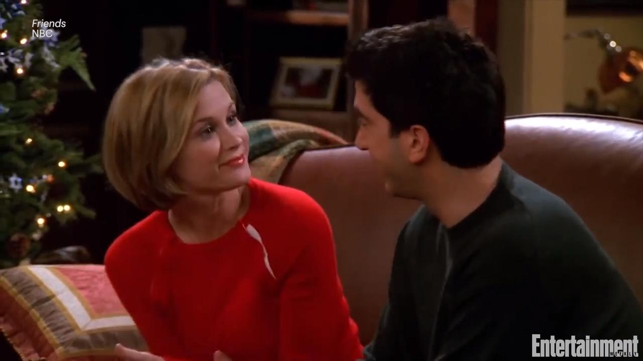 Friends season 8 behind-the-scenes stories: Mona, Ross, and