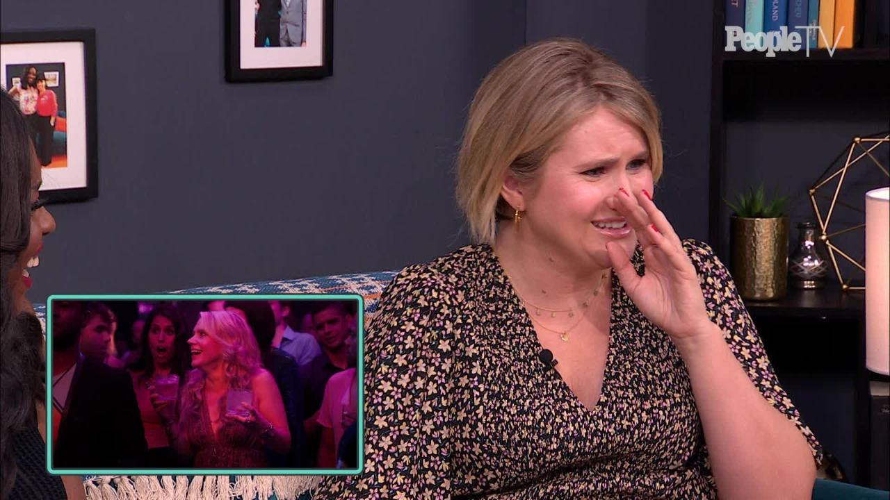 Jillian Bell trained 'too many hours' for her Rough Night dance number