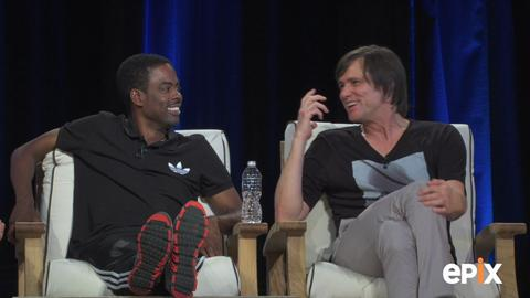 Bens Stillers All Star Comedy Roundtable With Jim Carrey Ewcom