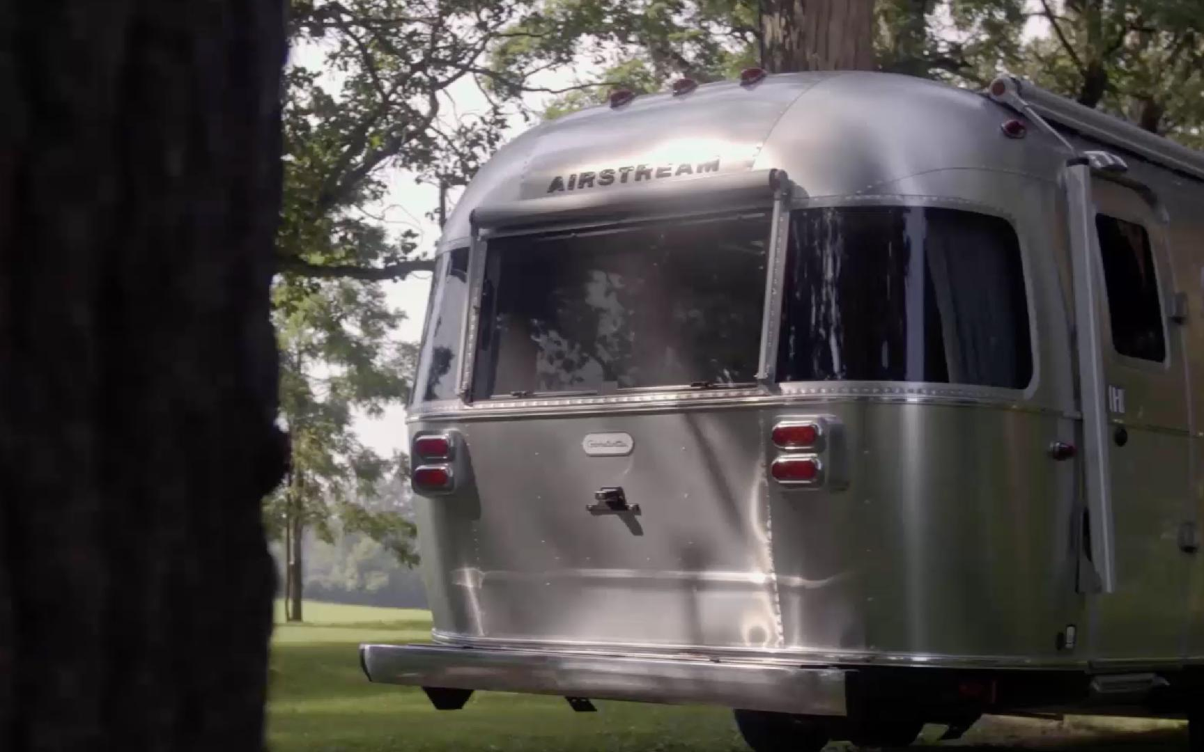 Airstream's Iconic Trailer Just Got a Luxurious Upgrade