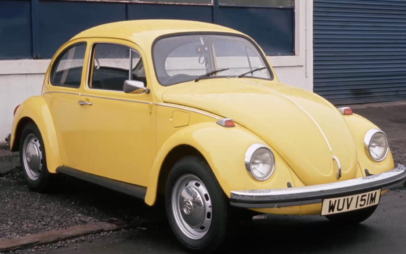 This Hotel Inside An Old Volkswagen Beetle Claims To Be The World S Smallest Travel Leisure