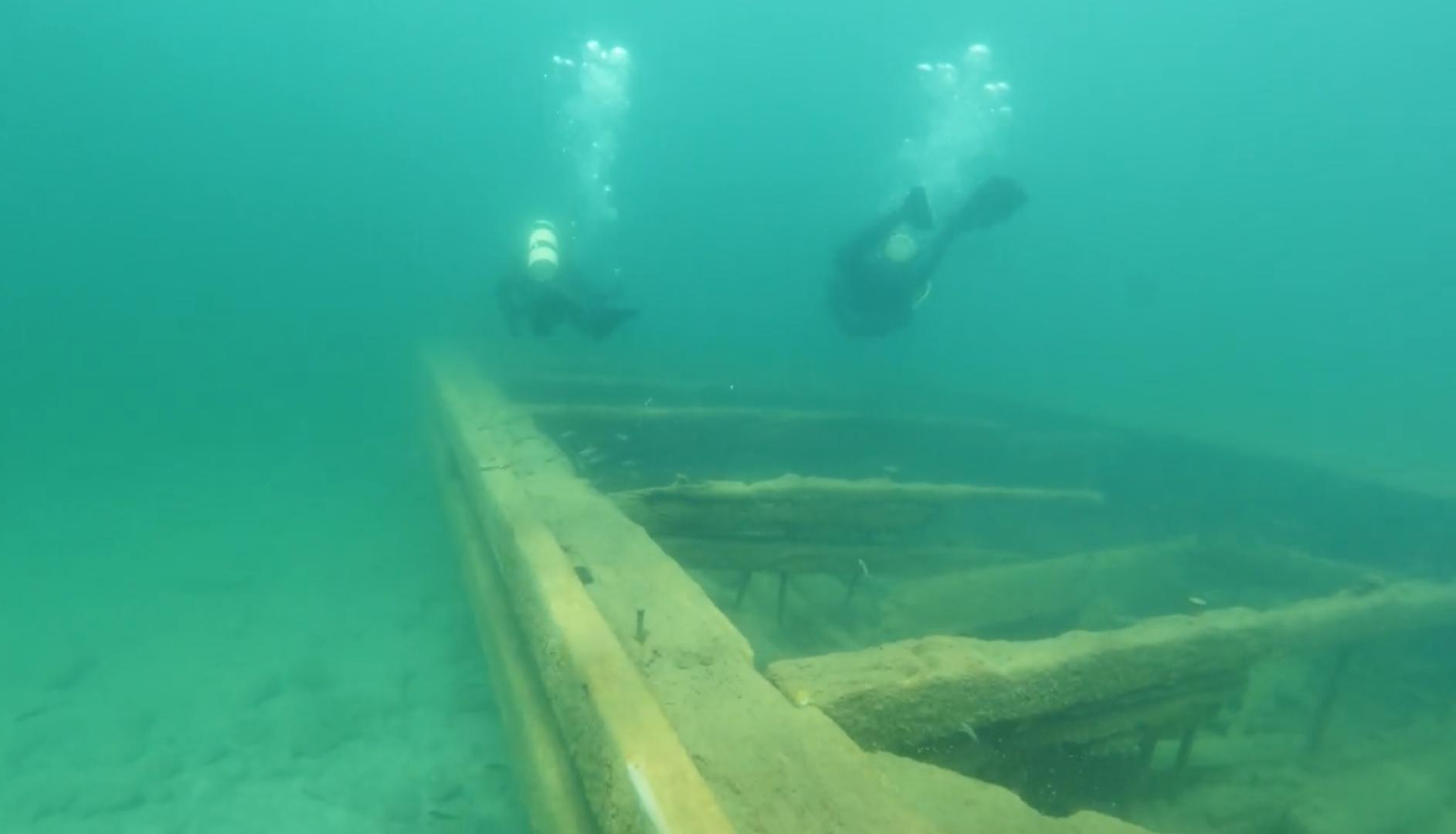 Lake Tahoe Has a New Underwater Trail That Lets You Explore Over 100 Years of History