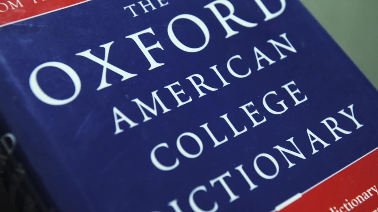 Oxford Announces 2016 Word of the Year