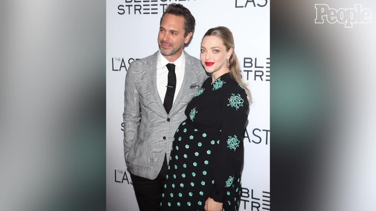 Amanda Seyfried and Thomas Sadoski Welcome First Child