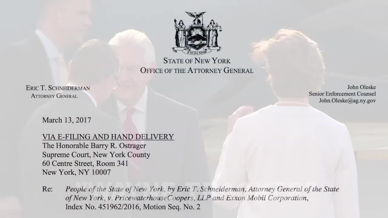 Image result for eric schneiderman private email scandal in exxon investigation