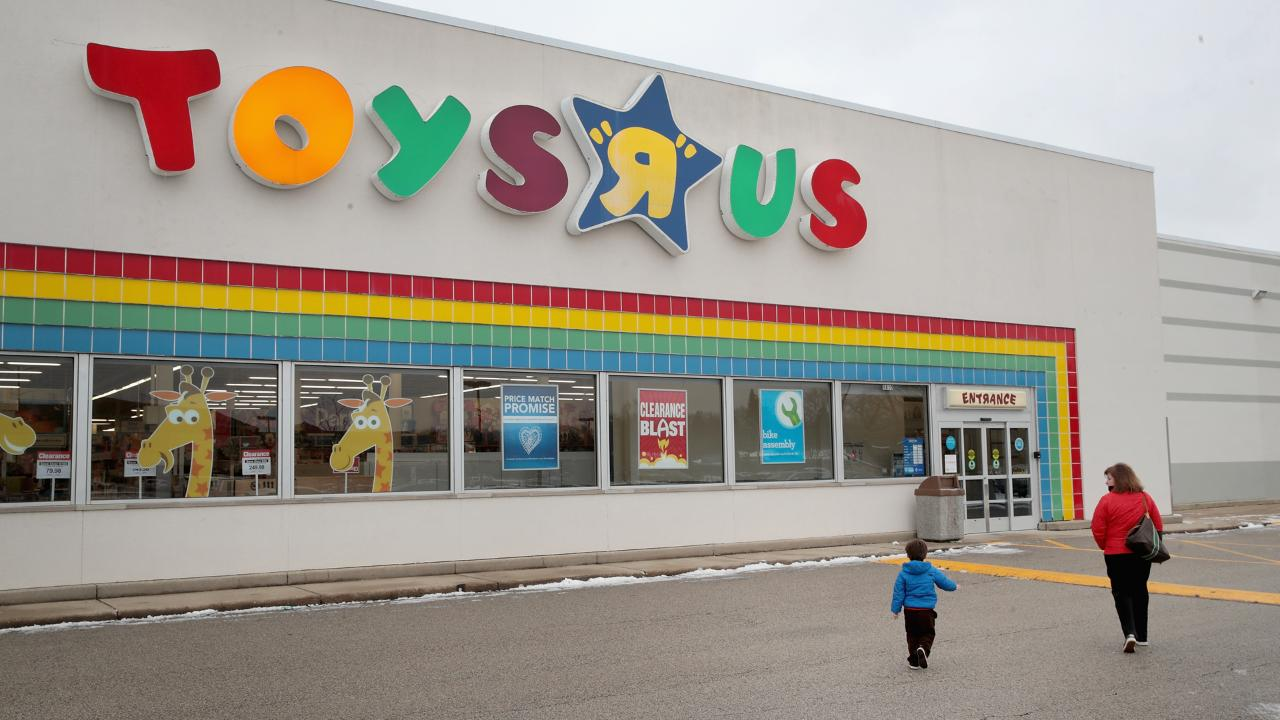 Toys 'R' Us Is Closing Its Stores — But Who Will Take the
