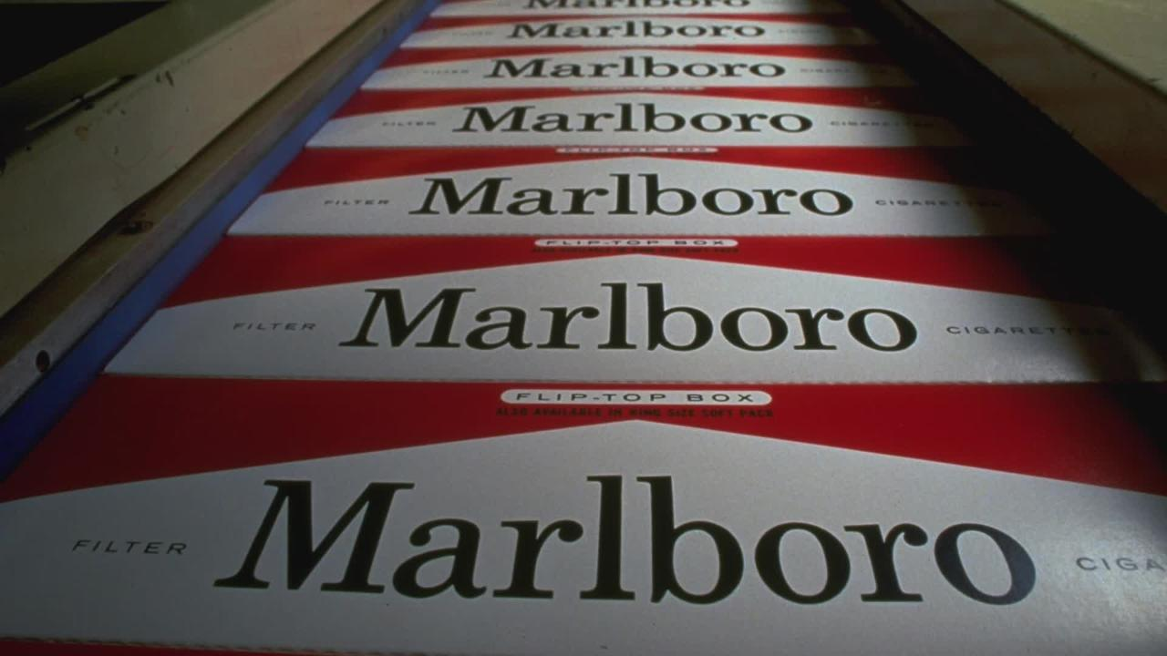 Marlboro Maker Altria Makes Big Bet on E-Cigarettes With $12 8 Billion  Stake in Juul Labs