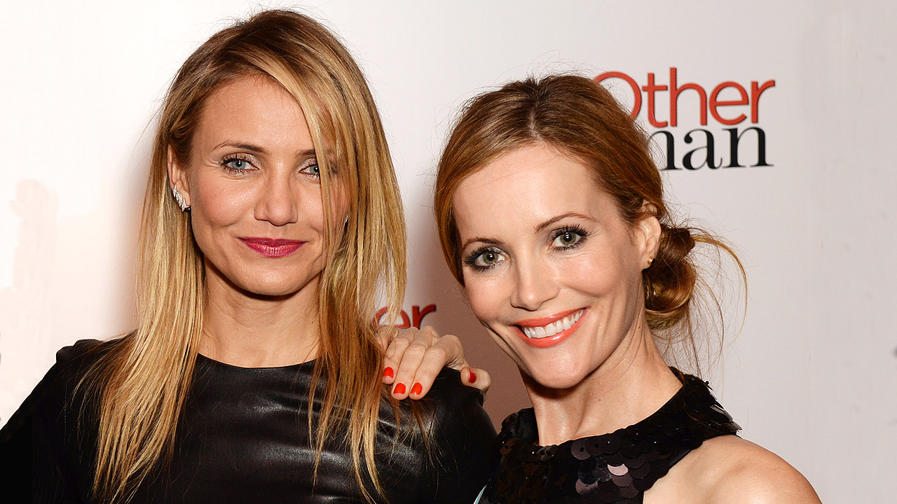 Leslie Mann Is The New Face Of Jergens Leslie Mann Beauty Photos