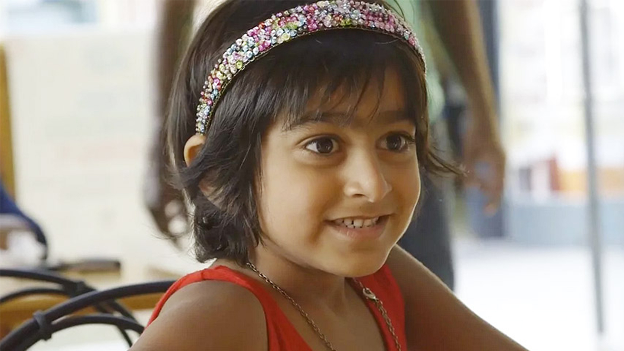 Devina Keswani: Youngest Sibling, First Grader and Transgender Princess
