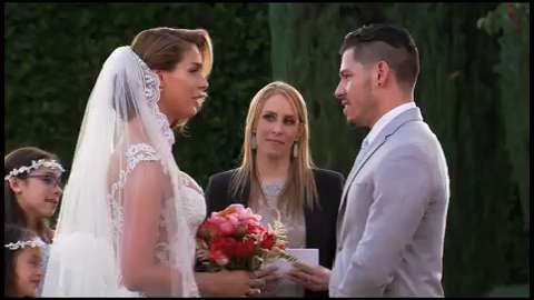 Carmen carrera wedding dress couples therapy