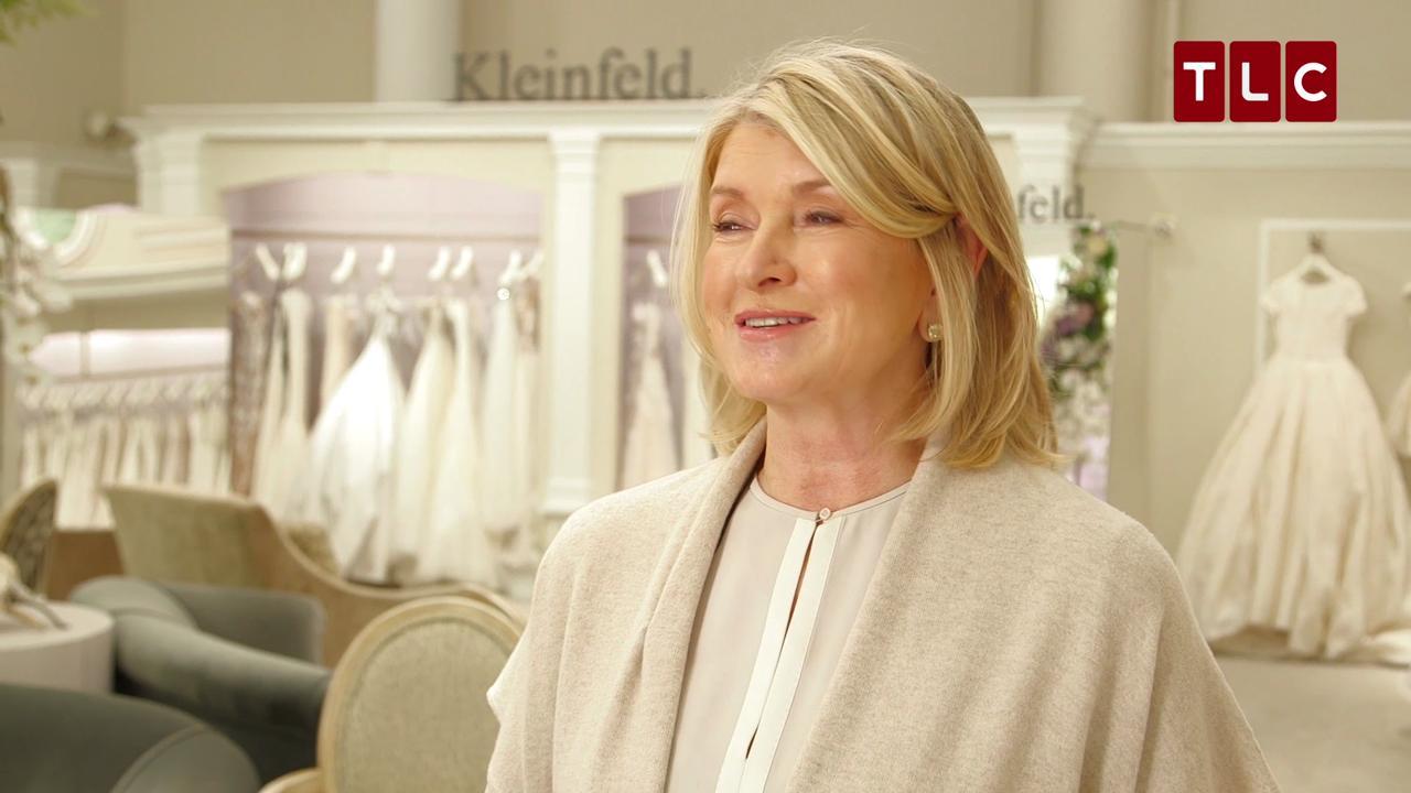 Amsale Reese Wedding Dress 99 Luxury Martha Stewart Helps Bride