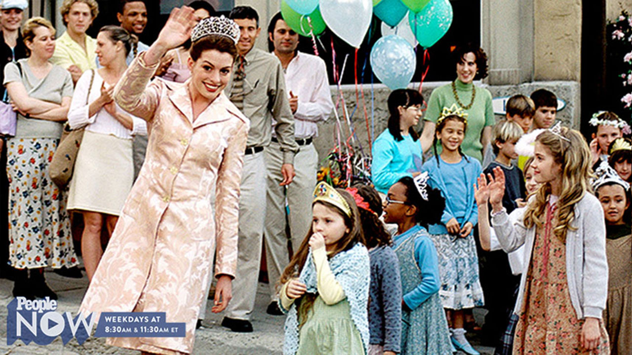 Anne Hathaway Plans to Make Princess Diaries 3 with Garry Marshall ...
