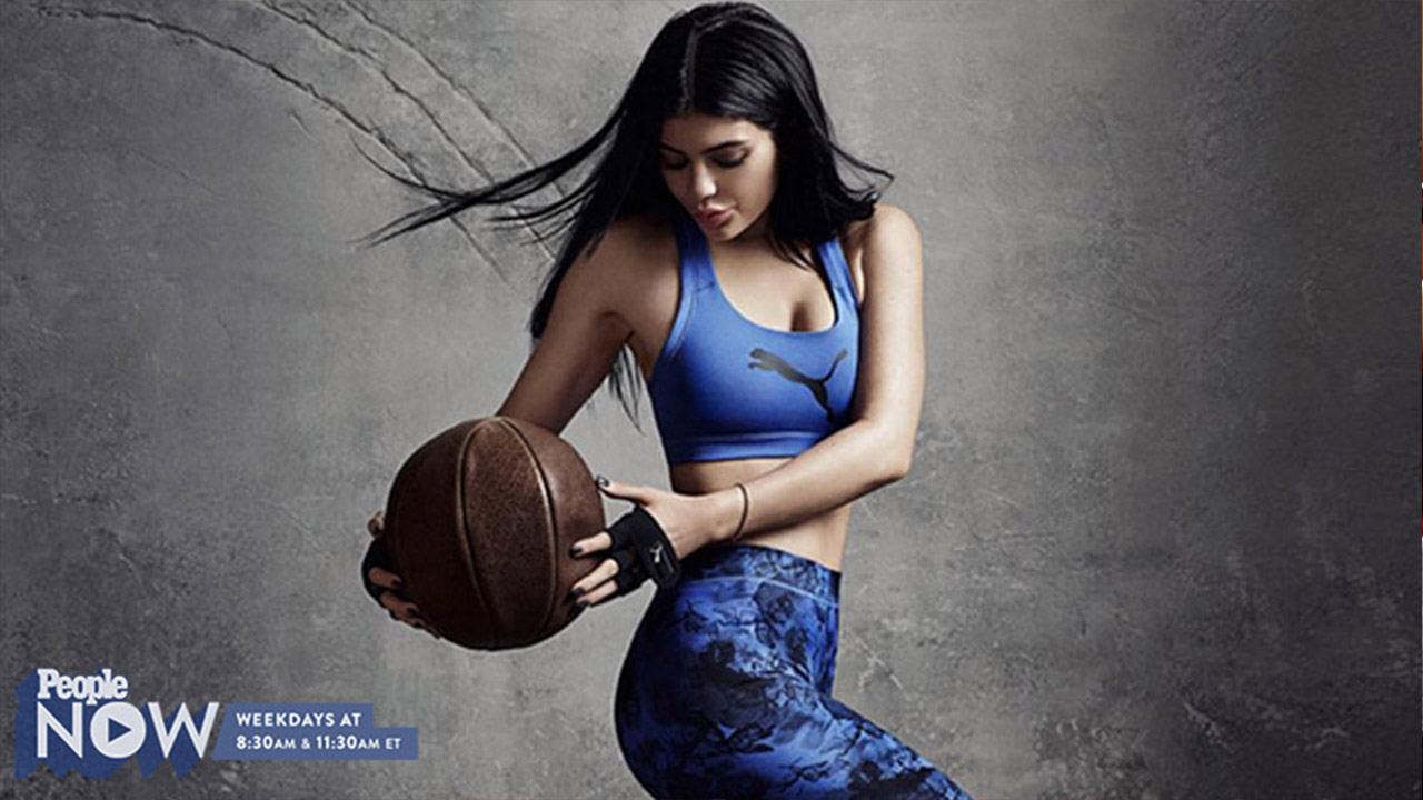 Kylie Jenner s First Official Puma Ads Have Arrived  b4502c56e