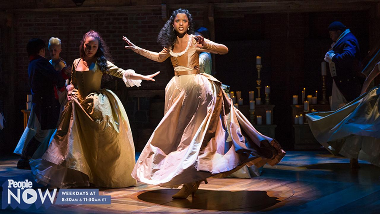 WATCH: Will Renee Elise Goldsberry Stay With 'Hamilton'?