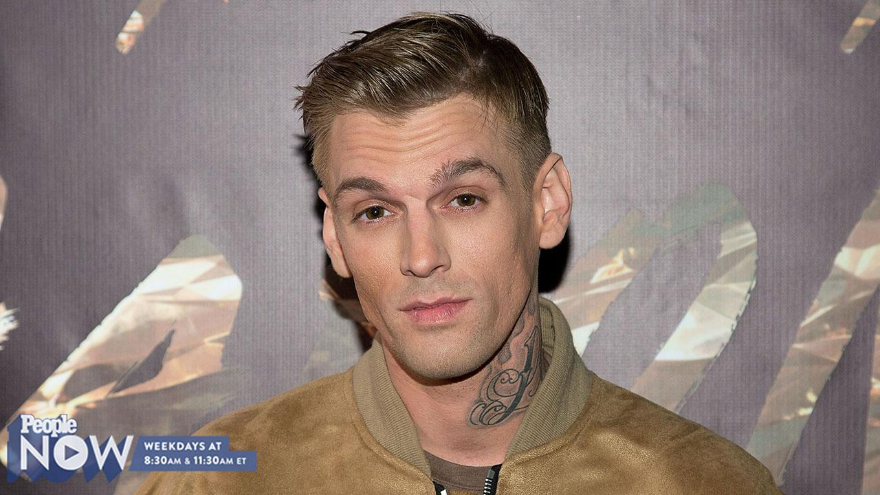 Aaron Carter Says Brother Nick Loves Him Conditionally