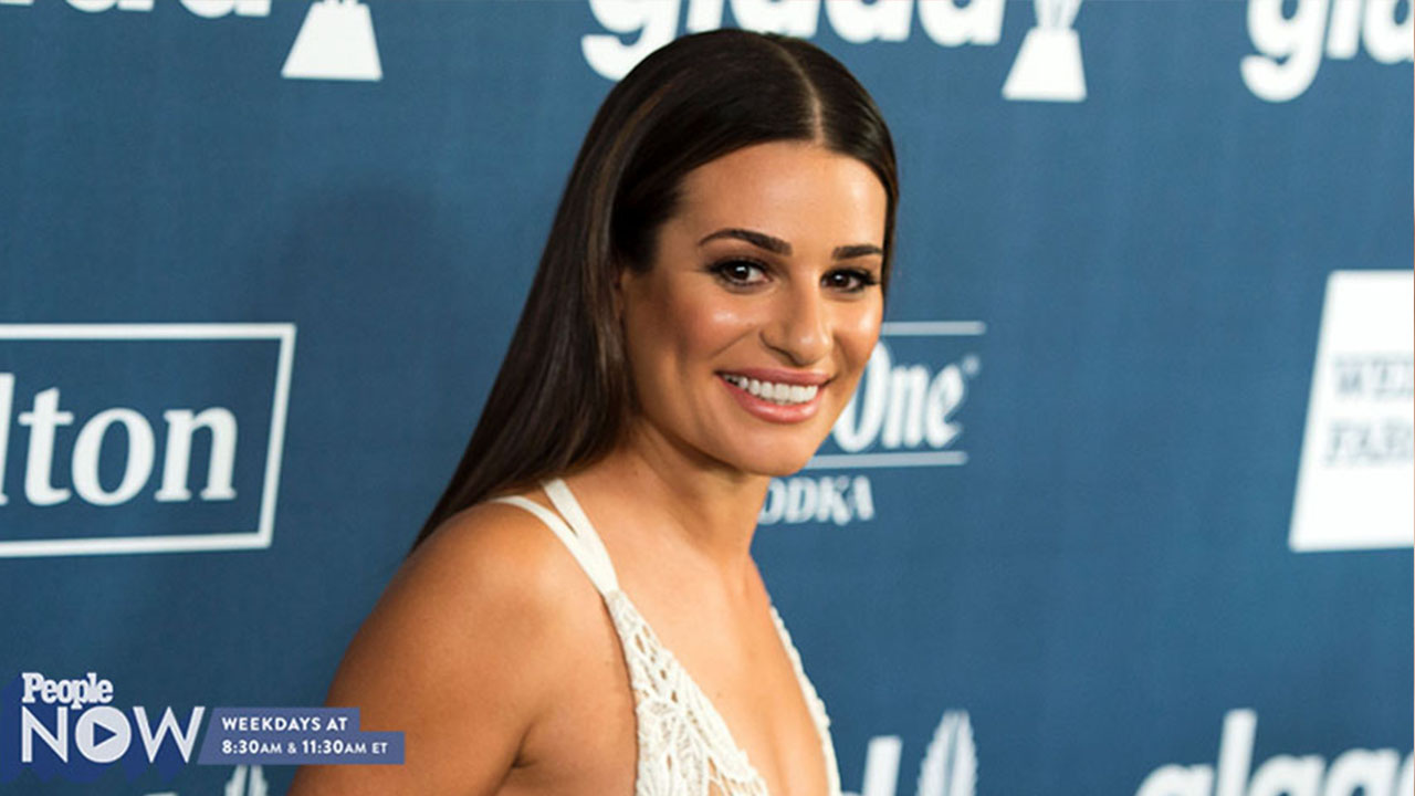 edab72670ce Lea Michele and Robert Buckley Have Split After a Few Months of Dating