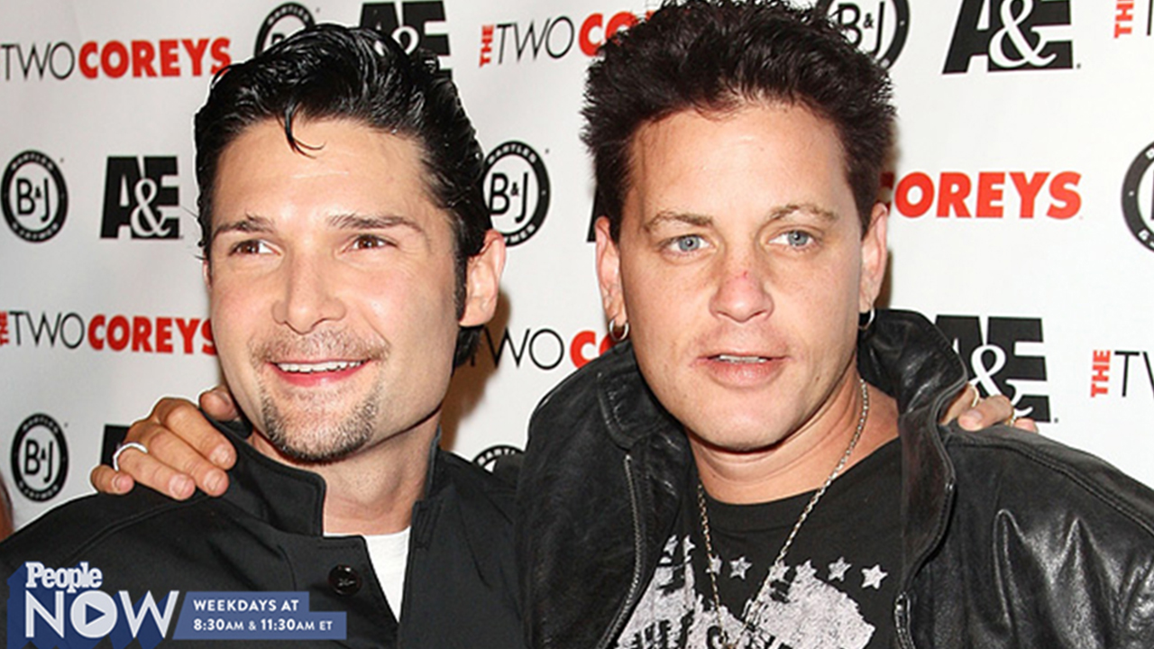 Image result for corey feldman corey haim photo