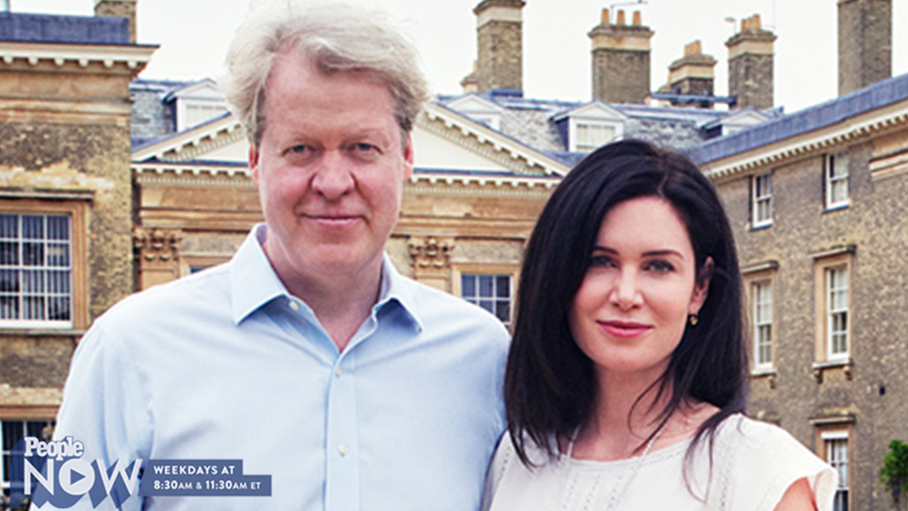 Charles Spencer Opens Princess Diana S Childhood Home Althorp For Charity People