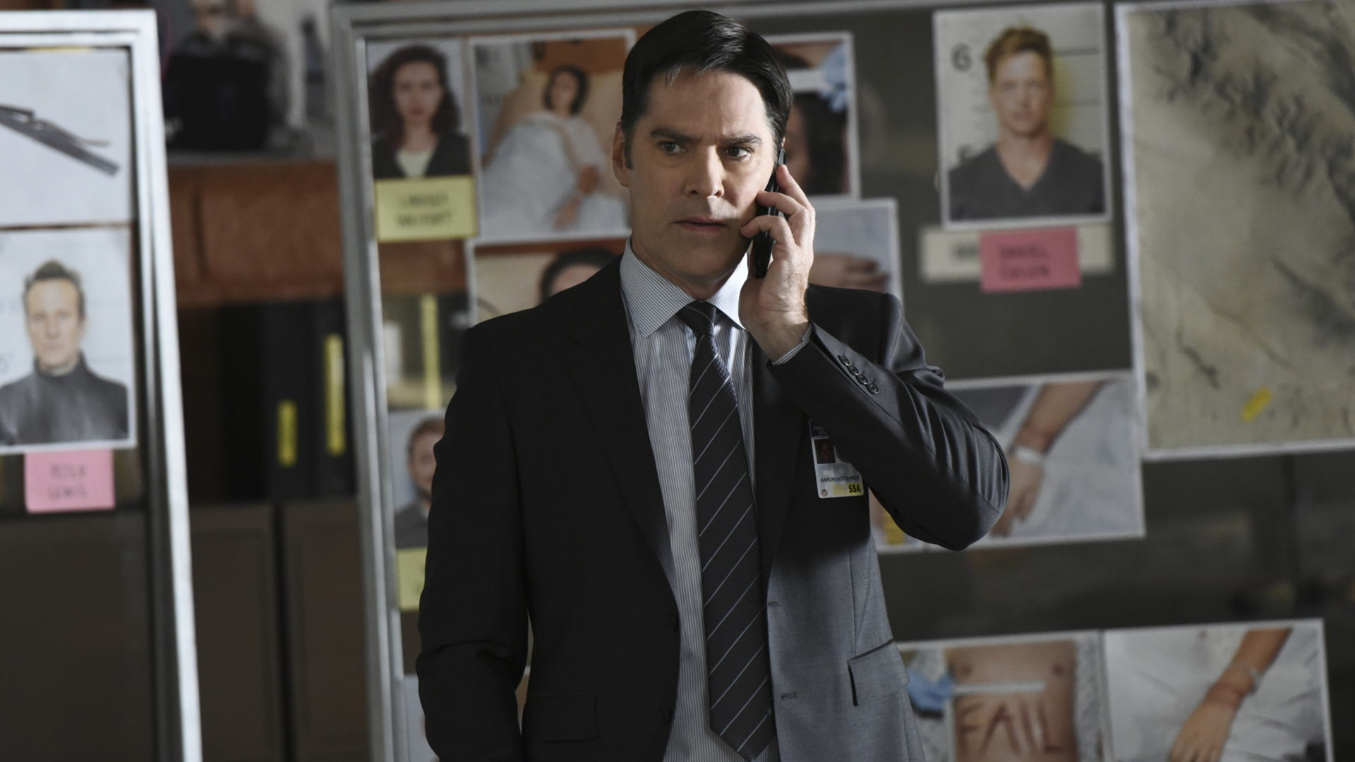Thomas Gibson: Criminal Minds Reveals What Happened to His