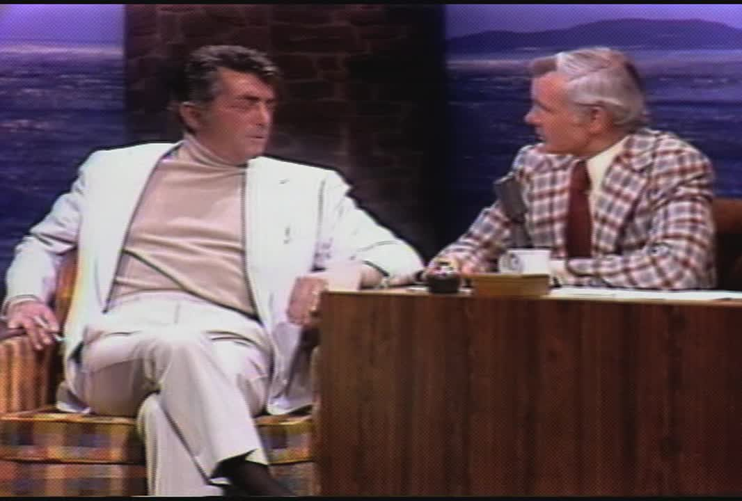 Image result for dean martin drunk on johnny carson