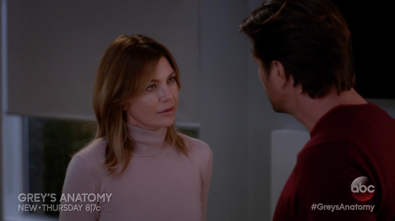 Grey\'s Anatomy: Meredith Warns Nathan About Maggie\'s Intentions ...