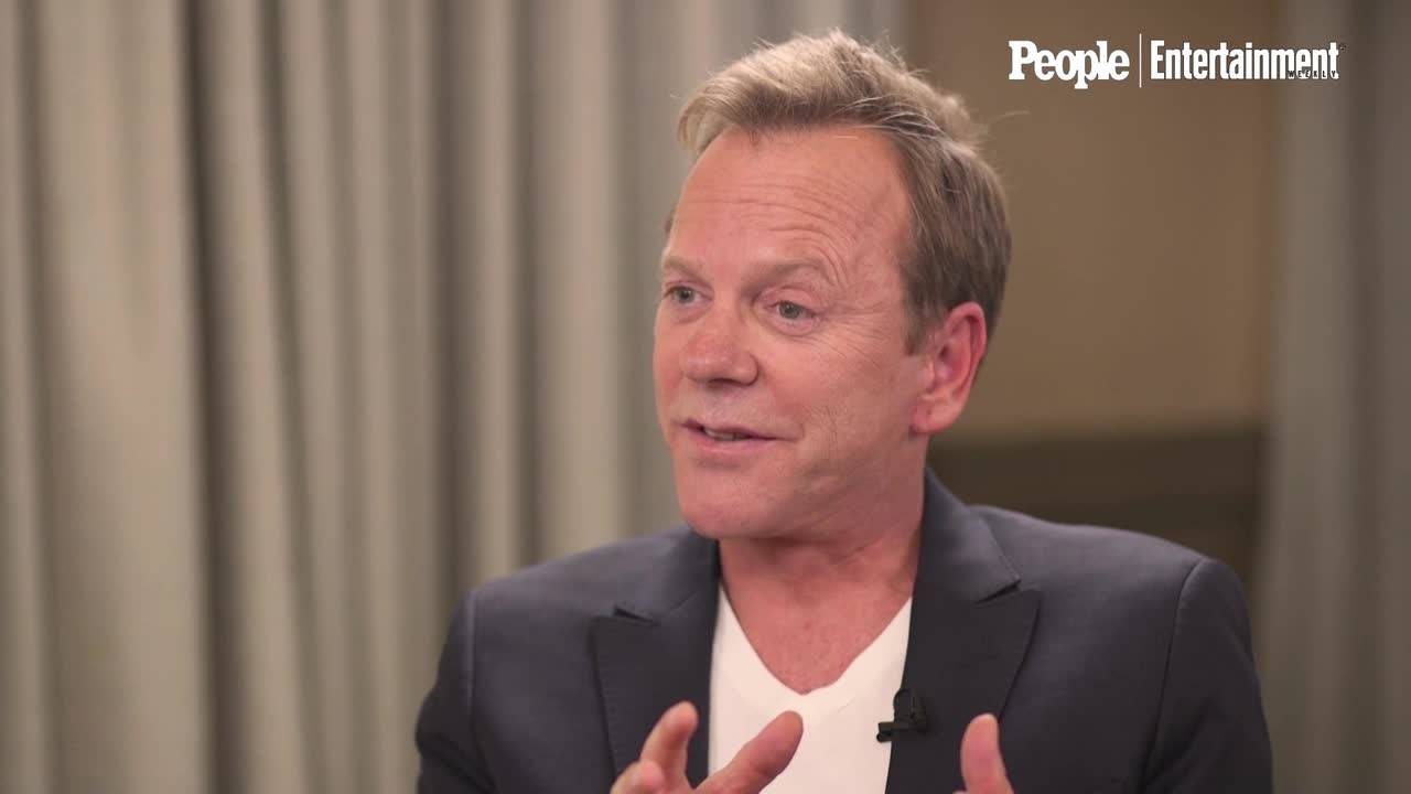 Kiefer Sutherland Compares His