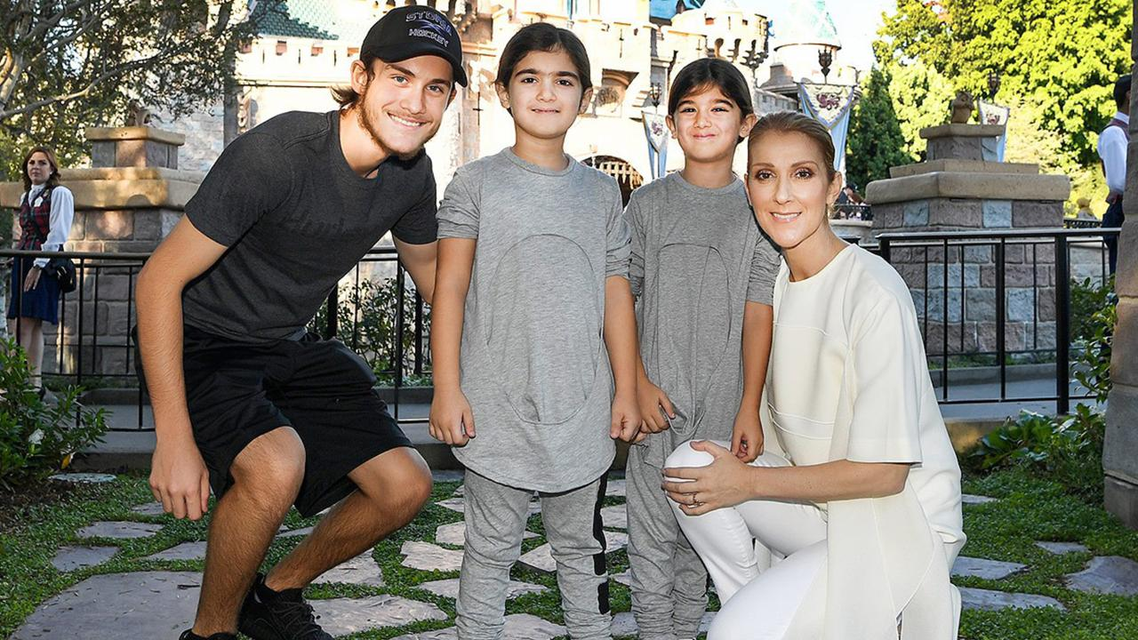 Celine Dion gave birth to twin boys through a caesarean section 11/15/2010 35