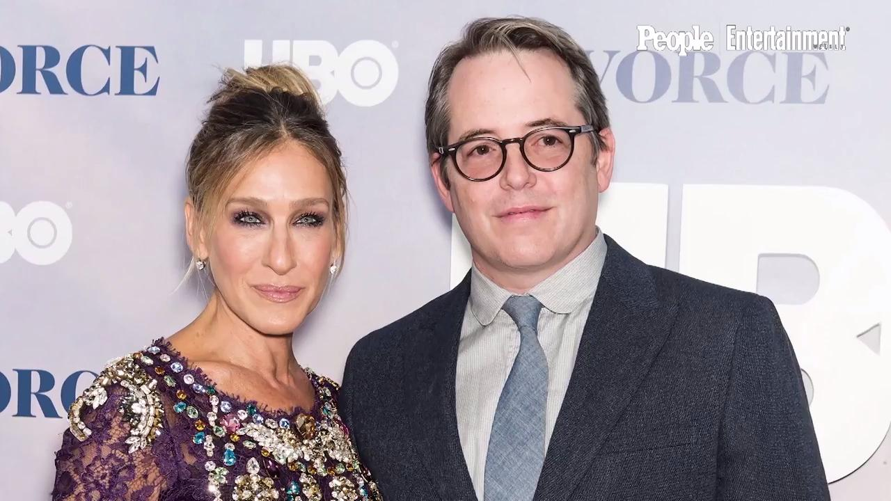 42a51798cd Sarah Jessica Parker on Marriage to Matthew Broderick