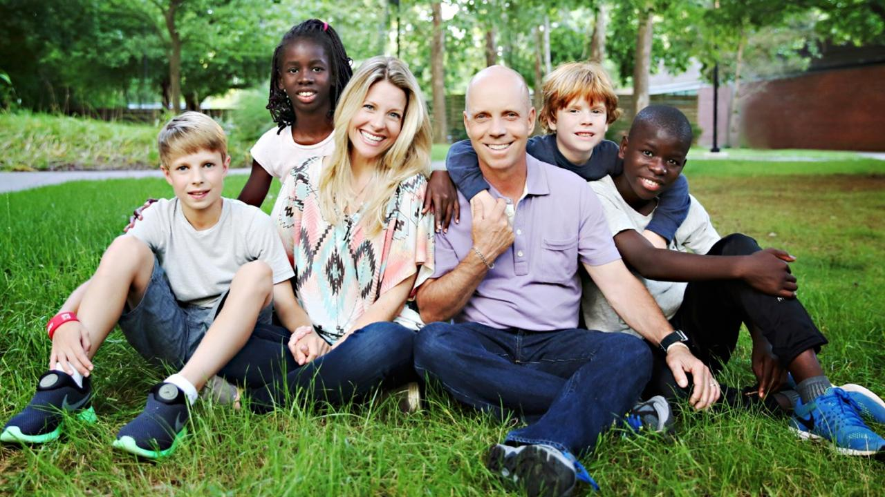 scott hamilton adopted children