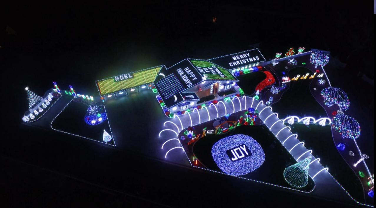 100 8 Best Christmas Light Displays Category