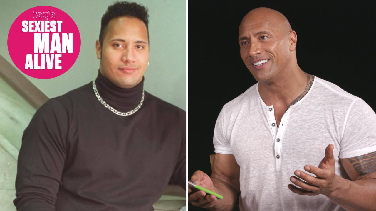 Dwayne The Rock Johnson Explains His Iconic Turtleneck Photo