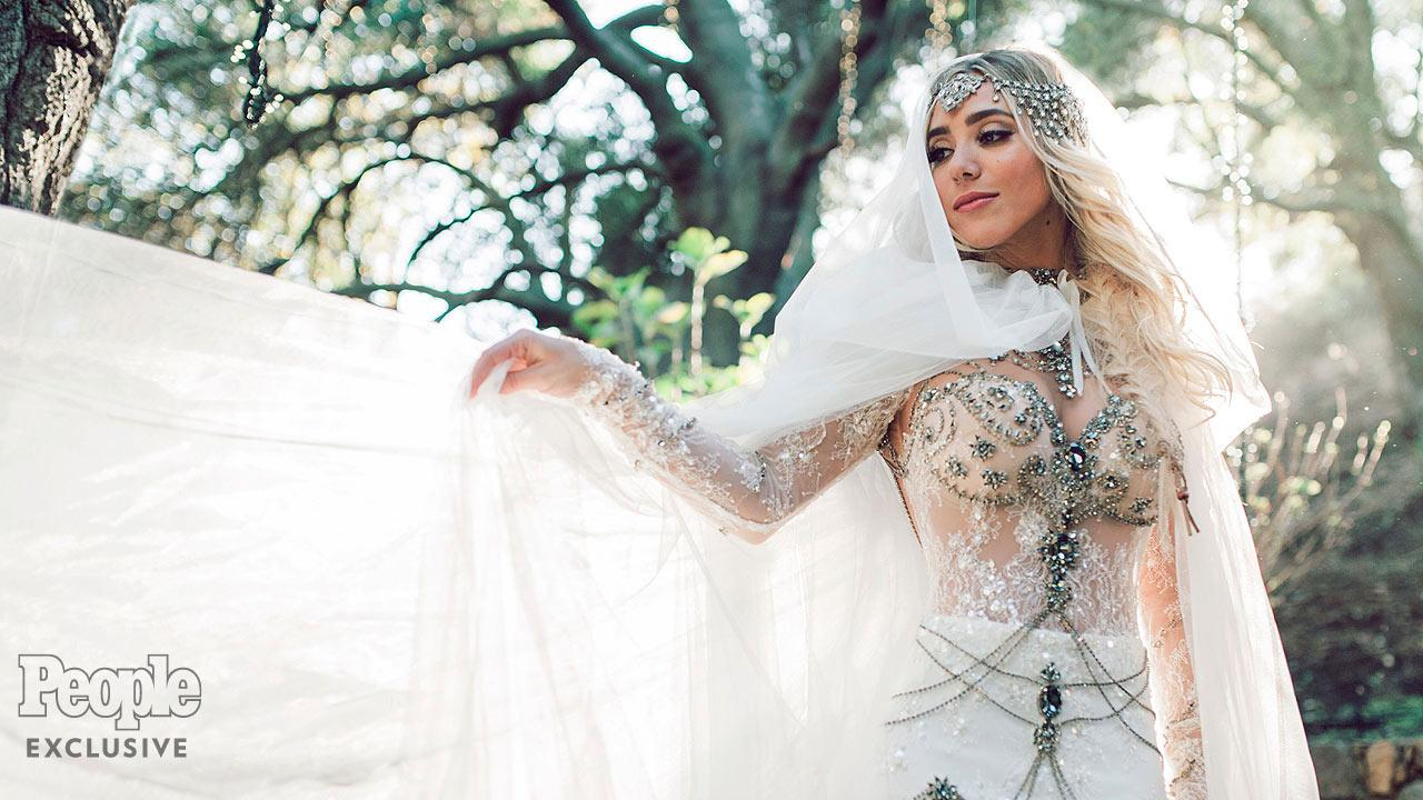 Mark Ballas Wedding All About Bc Jean S Wedding Dress To The Dwts