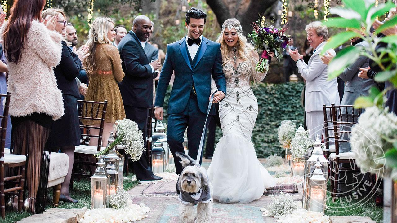 Allison Holker And Twitch Wedding