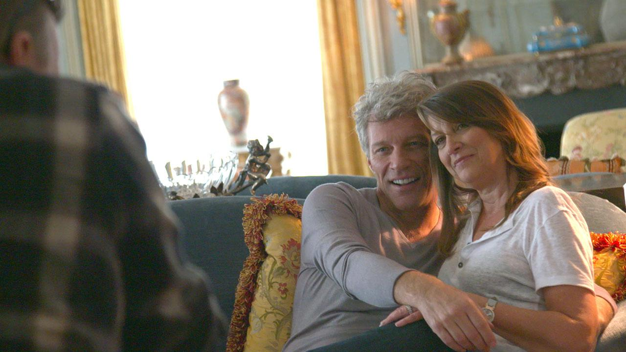 Jon Bon Jovi and Wife Dorothea's Rock N' Roll Marriage