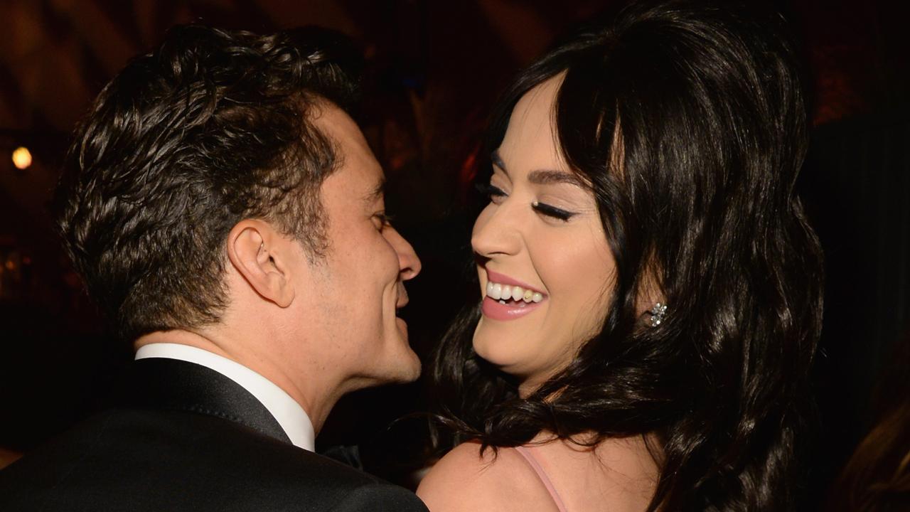Katy Perry And Orlando Bloom Sing At Karaoke Peoplecom