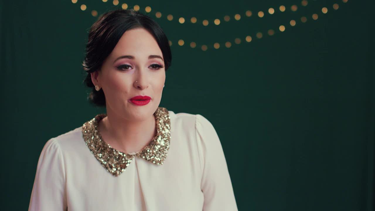 Kacey Musgraves\' Debut Christmas Album: An Exclusive Look   PEOPLE.com