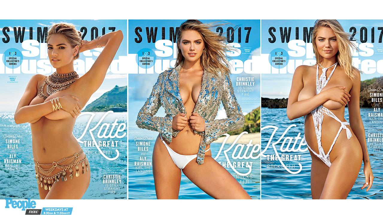 c79ed99e68 Kate Upton Says She's 'Still Not Confident in a Bathing Suit' | PEOPLE.com