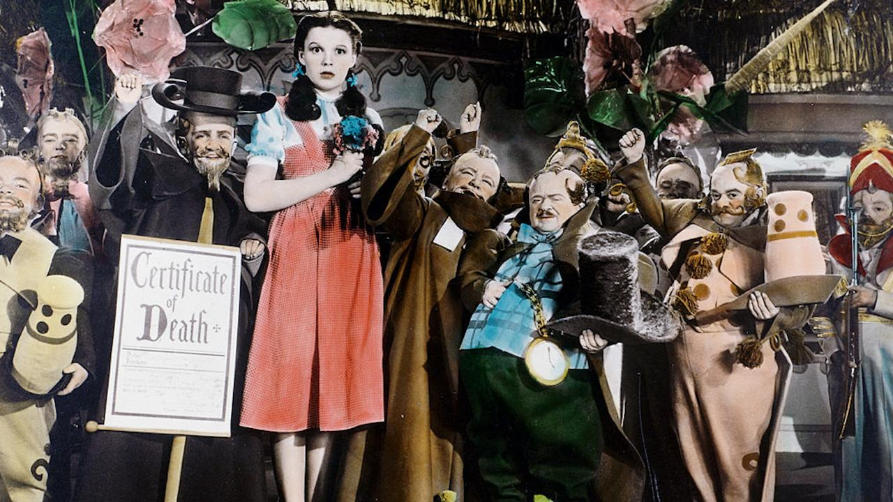 8d3a7b1b369 Teenage Judy Garland Was Repeatedly Molested by Munchkins on Set of Wizard  of Oz | PEOPLE.com