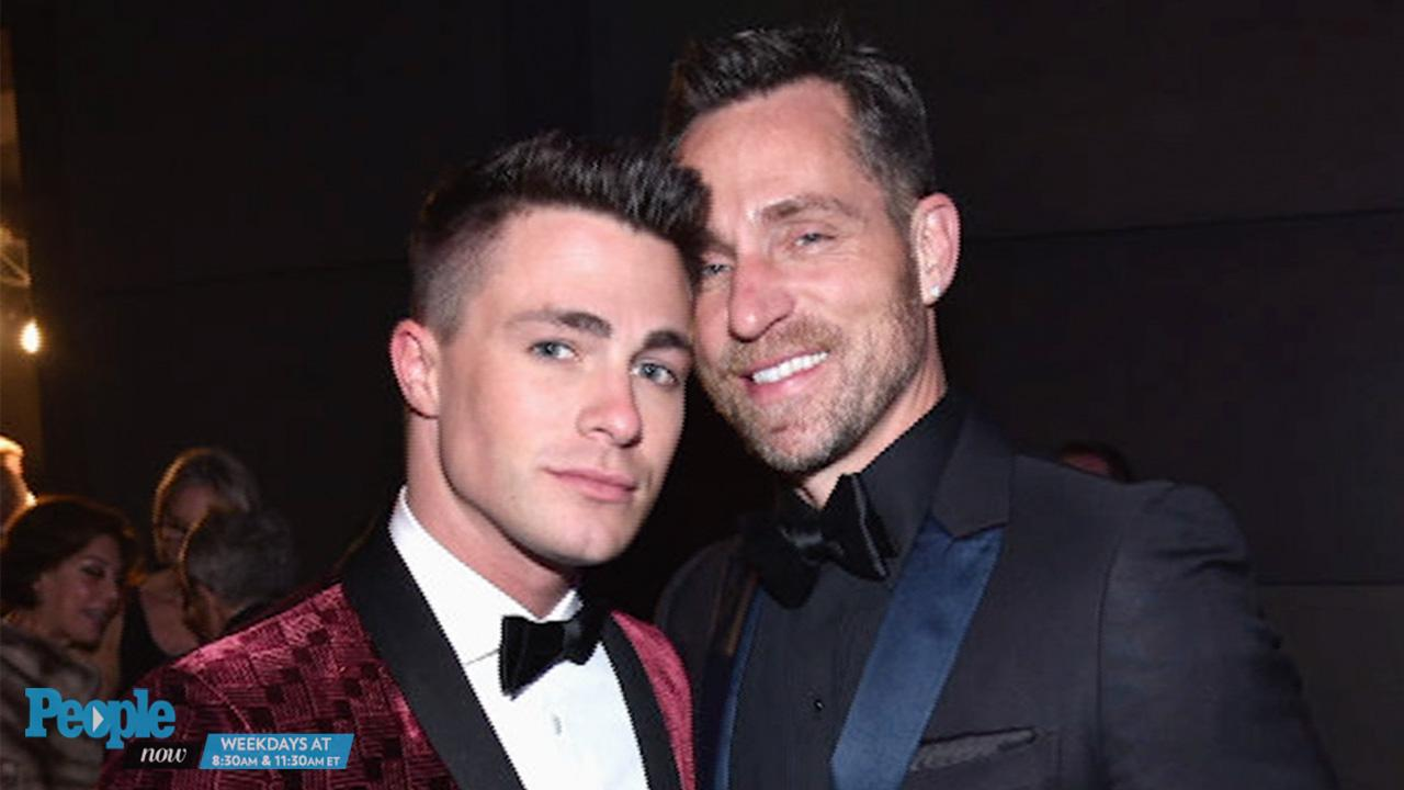 Colton Haynes Spills Details on Upcoming Wedding, Story Behind Cher ...
