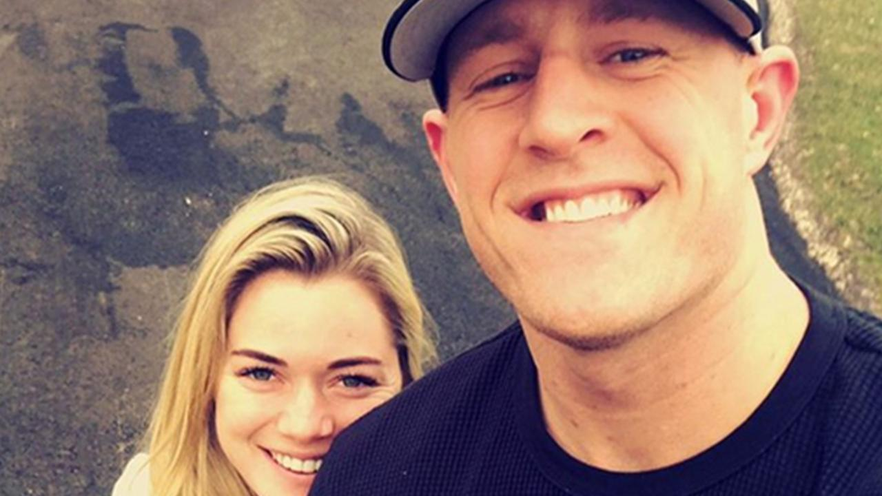 jj watt dating history