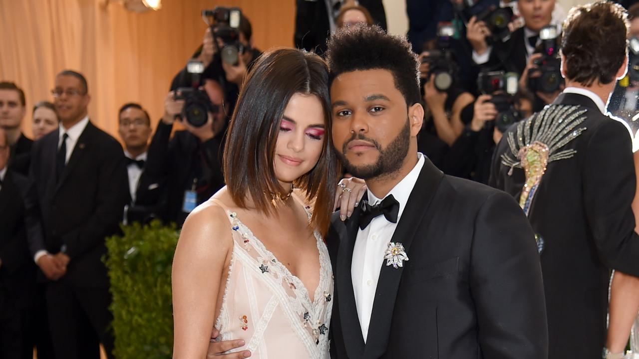 Selena Gomez And The Weeknd Cuddle Up On Instagram People