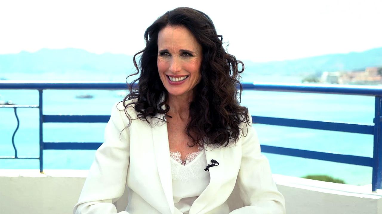Andie MacDowell's Advice to Her Up-and-Coming Daughters? 'Fame Is a Huge  Responsibility'