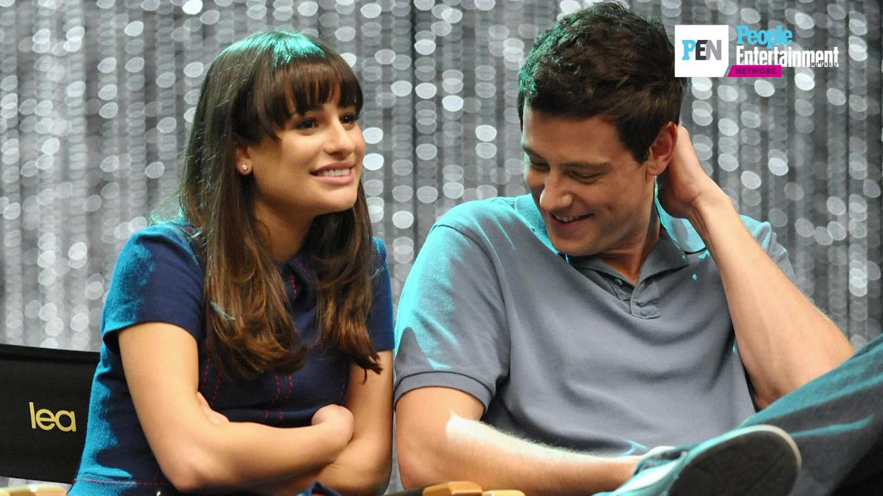 Lea Michele's New Song 'Hey You' Reads Like a Goodbye Letter to Cory  Monteith