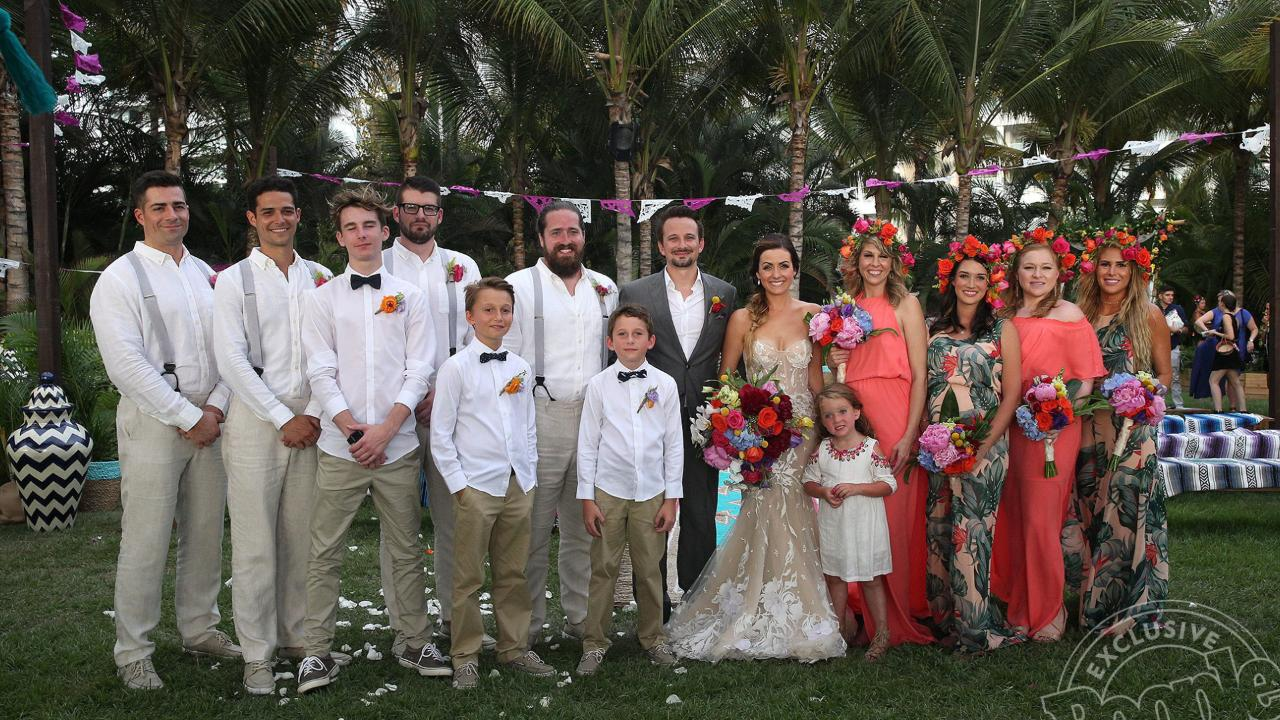 Carly And Evan Wedding.Inside Bachelor In Paradise Stars Carly Waddell And Evan Bass Tropical Nuptials